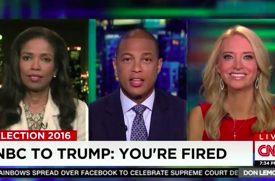 "Areva Martin dissects Donald Trump's Hate Speech on ""CNN Tonight"" with Don Lemon"