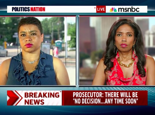 Legal Correspondent Areva Martin on Politics Nation with Al Sharpton