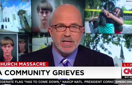 "Areva Martin on CNN ""Smerconish"": Charleston Murders, Hate Crime or Terrorism"
