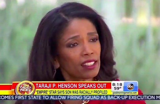 "Areva Martin Talks Racial Profiling at USC on ""GMA"""