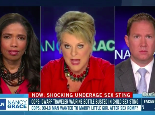 Areva Martin on Nancy Grace