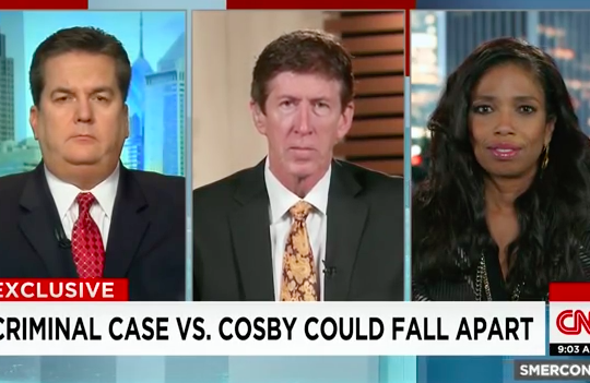 Areva on the Legal fallout of Cosby Case Email
