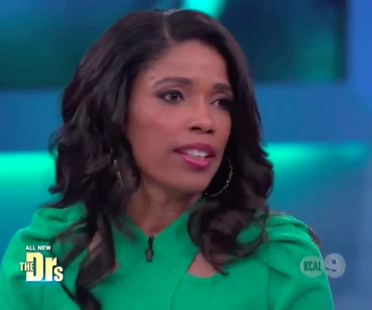 "Areva Martin Provides Key Analysis on ""The Doctors"""