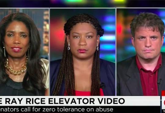 "Legal Correspondent Areva Martin, the latest on Ray Rice, ""CNN Tonight"""