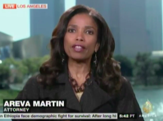 Legal Correspondent Areva Martin – Al Jazeera