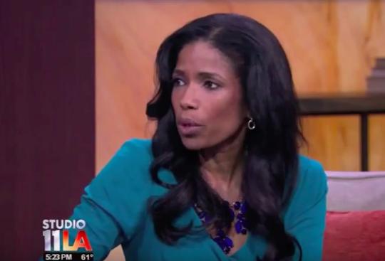 """Areva Martin, Esq., Guests on FOX LA's """"Studio 11"""""""